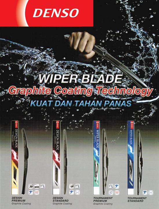 wiper blade denso