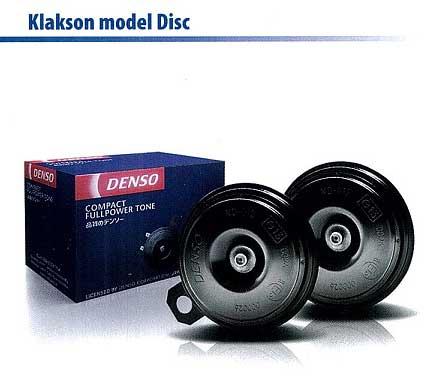 Klakson-Disk