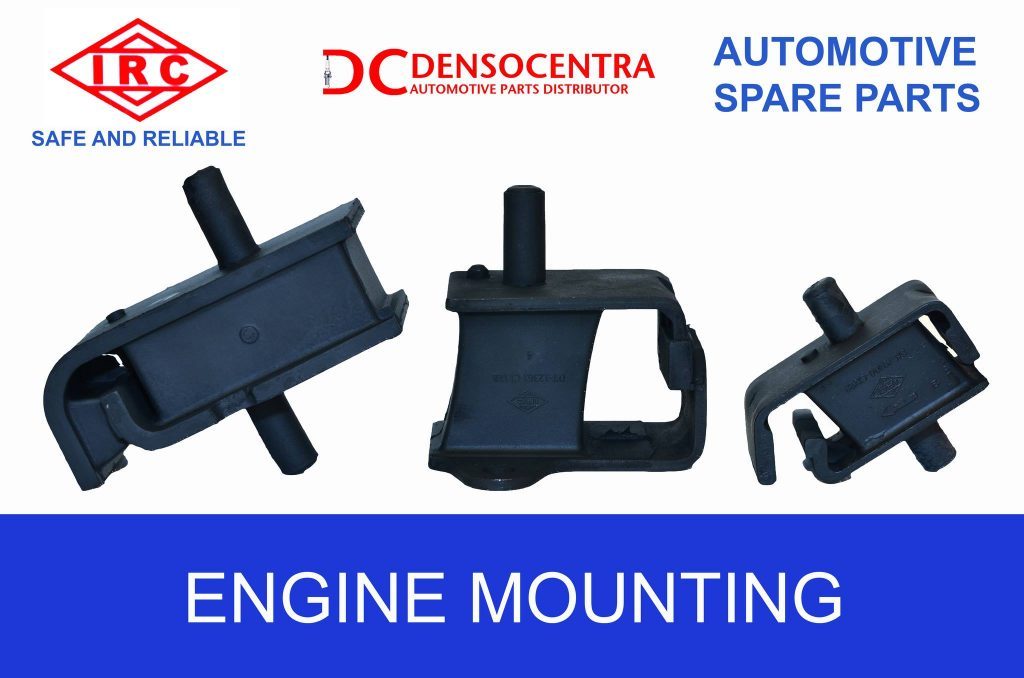 IRC Engine Mounting
